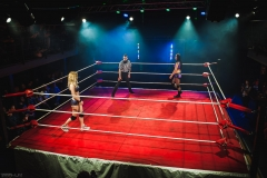 09.04.2017 - Gdynia , Gala Wrestlingu Kombat Pro Wrestiling, KPW Arena 6 w Gdynia Atlantic  | Fot. Karol Makurat/REPORTER
