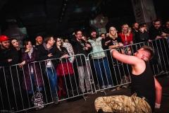 04.02.2017 - Gdansk, SzlamFest - Festiwal Kultury popularnej oraz smieciowej N/z gala wieczoru Kombat Pro Wrestling | Fot. Karol Makurat/REPORTER