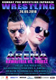 Plakat - Arena X - Miniatura